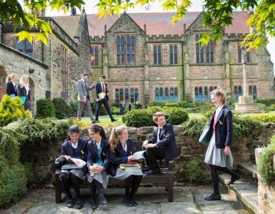 Как выбрать школу в Англии