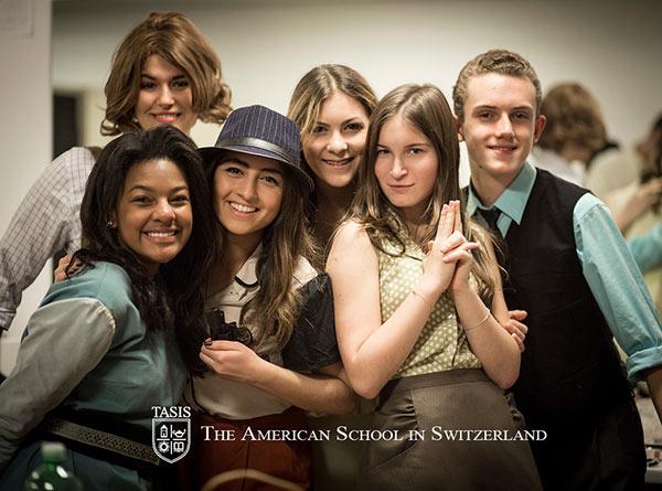 Tasis American в Швейцарии