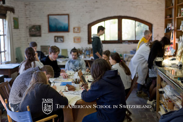 Американская школа Тасис