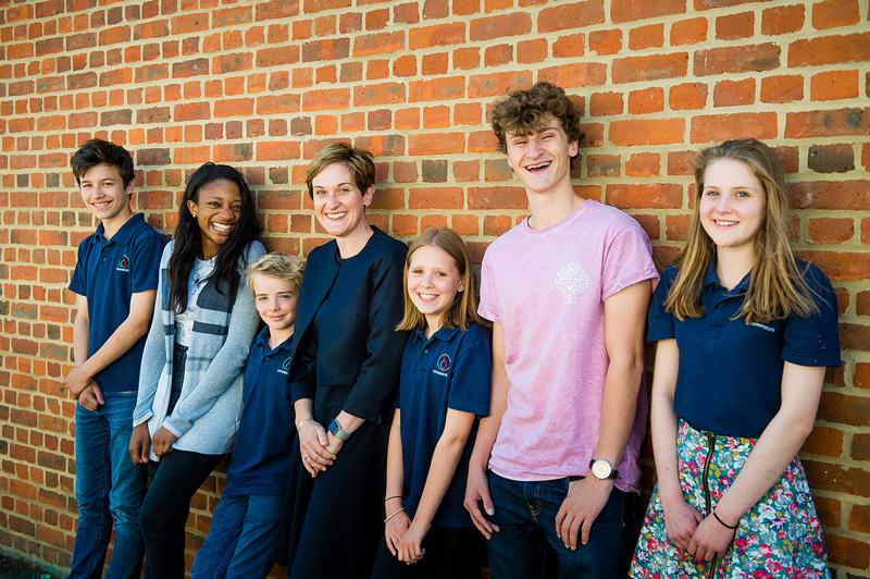 Обучение детей в Великобритании: школа d'Overbroeck's