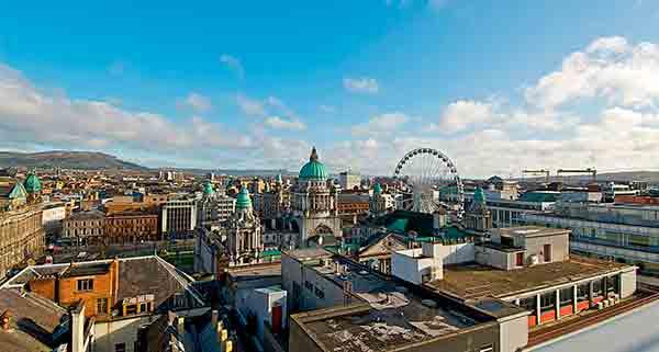 Белфаст, Северная Ирландия