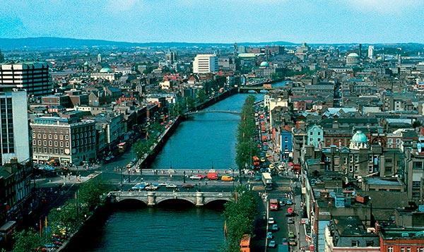 Дублин, Ирландия