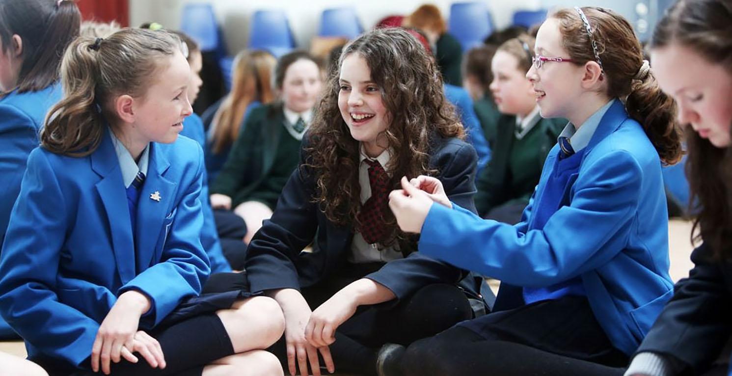 Все, о школах в Ирландии