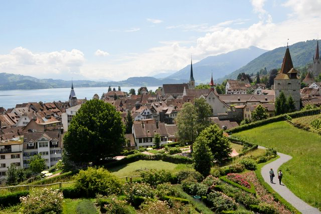 Цуг, Швейцария