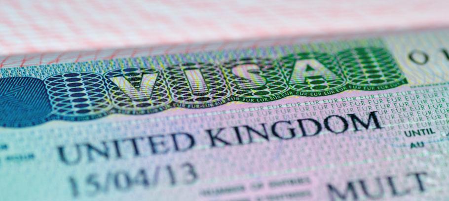 Учебная виза для школьника в Англию