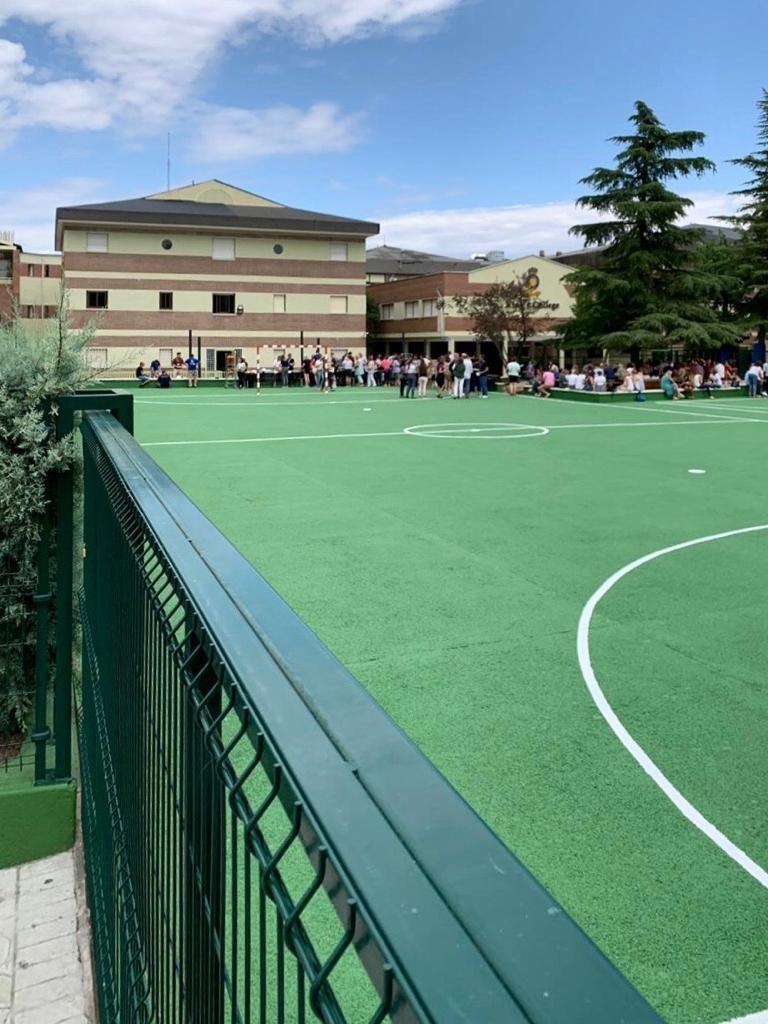 Отзыв Маргариты Климкиной - первые дни в школе King's College Madrid