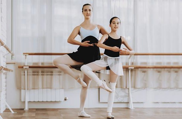 Idyllwild Arts Academy: преподаватели танцев